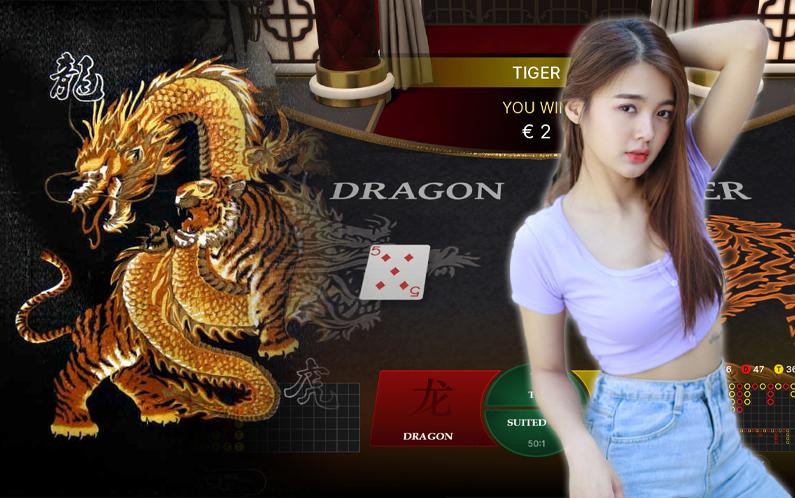 Cara Daftar dan Main Dragon Tiger Online 2021